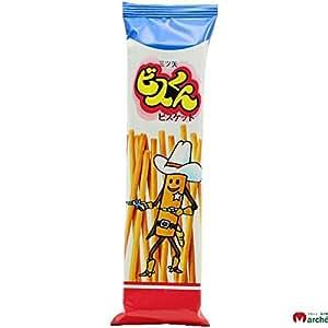 三ツ矢製菓 ビスくん 18g×30個