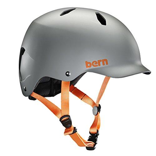 bern (バーン)ヘルメット [ BANDITO /Matte GreyサイズS-M]オールシーズンジュニア (2014/15モデル)日本正規品