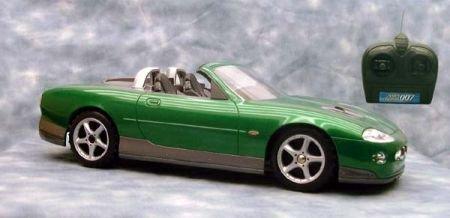 jaguar(ジャガー)XKR 1/16 RCカー