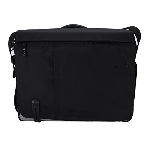 (トゥミ)TUMI Laptop Messenger ラップトップ メッセンジャー T-Tech Civilian Tテック シビリアン PCバッグ ブラック/アイス 4970並行輸入品