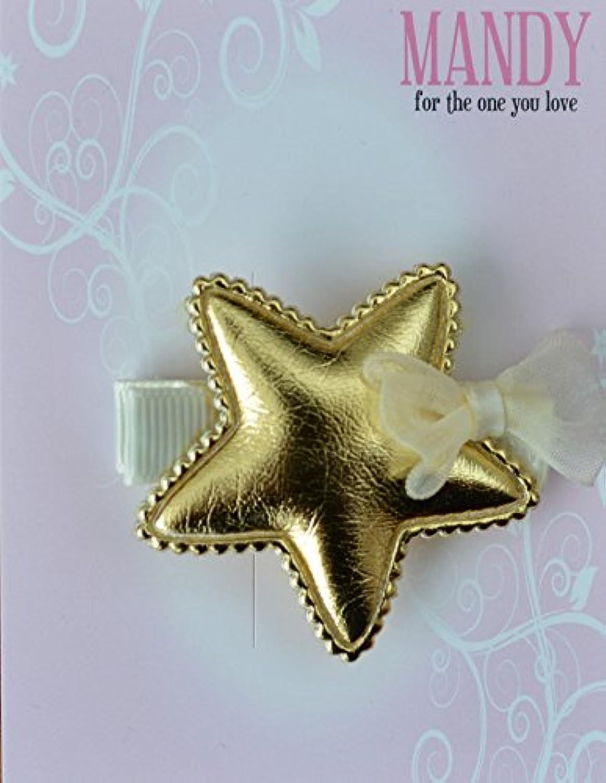MANDY Star Gold