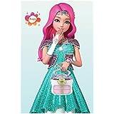 シークレットジュジュ(Secret Jouju)シークレット姫のスタンプの飾り、Secret Jouju Decorate Princess Stamp [並行輸入品]