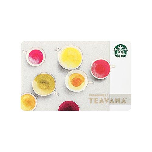 スターバックス カード Starbucks 2016 Teavana™