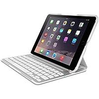 Belkin QODE Ultimate Pro Keyboard Case for iPad Air 2 (White) [並行輸入品]
