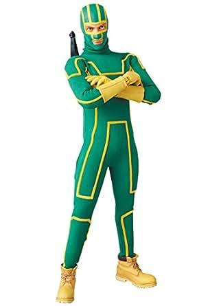 RAH(リアルアクションヒーローズ) KICK-ASS(1/6スケール ABS&ATBC-PVC塗装済み可動フィギュア)