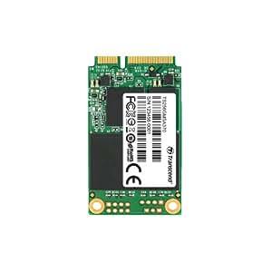 Transcend SSD 256GB mSATA3 6Gb/s 3年保証 TS256GMSA370
