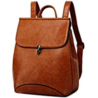 WINK KANGAROO Fashion Shoulder Bag Rucksack PU Leather Women Girls Ladies Backpack Travel bag