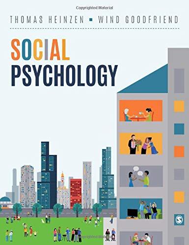 Download Social Psychology 1506357512