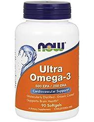 ウルトラオメガ3(EPA&DHA)※コレステロールフリー90粒入り  海外直送品