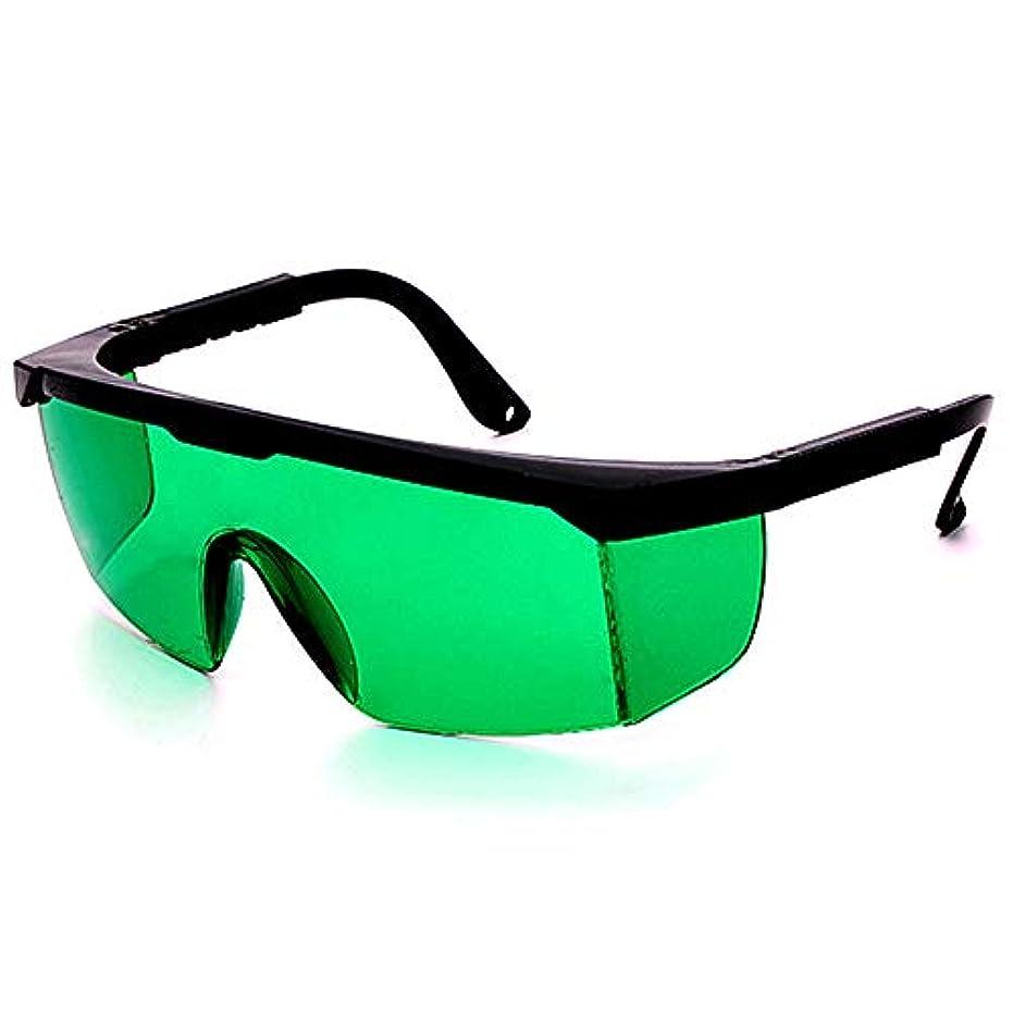 隔離する受け取るアメリカレーザー保護メガネIPL美容機器メガネ、レーザーメガネ - 2組のパルス光保護メガネ。
