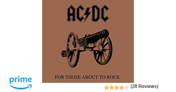 amazon for those about to rock we salute you dlx ac dc 輸入
