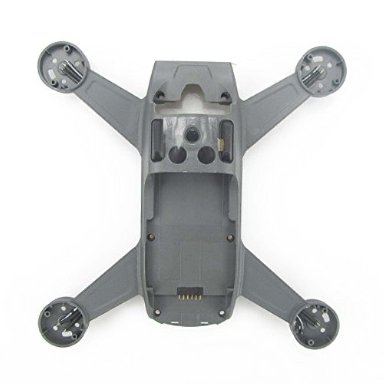 PENIVO Spark アクセサリー 修理部品セット,リペアミドルフレームシェル 修復交換用ドローンボディスペアパーツ