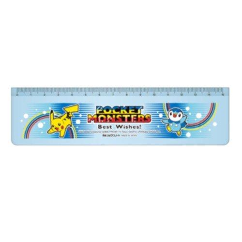[해외]쇼오 노트 포켓몬 BW 통치자 741370004/Showa Note Pokemon BW ruler 741370004