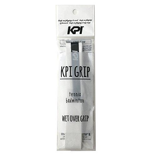ケーピーアイ(KPI) グリップテープ WET OVER GRIP(ウェットオーバーグリップ) KPI100 ホワイト