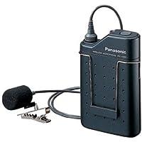 Panasonic 800 MHz帯PLLタイピン形ワイヤレスマイクロホン WX-4300B