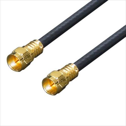 変換名人 アンテナ 4Cケーブル 1.0m + L型 F4-100