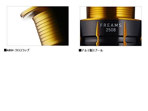 Daiwa (Daiwa) 15 reel 15 (Daiwa) Furimusu 3500 Spinning reel cfb6bc