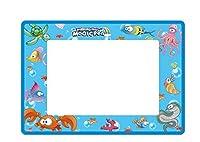 SHping 子供教育 子供のための水の落書きマットマジック落書きの描画ボードは、絵画の描画を書く