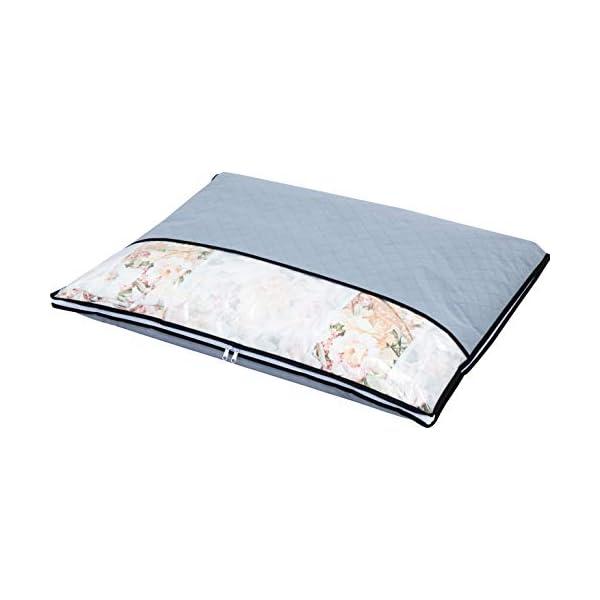 アストロ 羽毛布団 収納袋 シングル用 グレー ...の商品画像