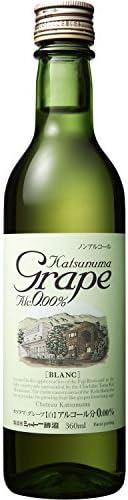 Katsunuma Grape BLANC [ ノンアルコール 360ml ]