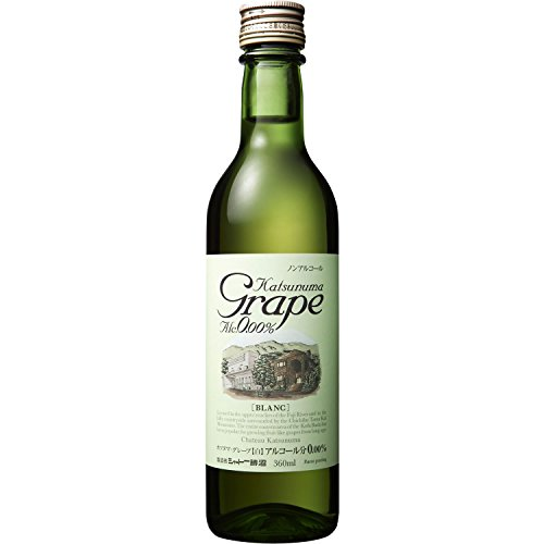 シャトー勝沼『Katsunuma Grape Blanc』