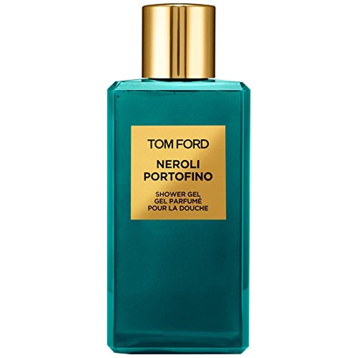 葉を集めるスコットランド人ありがたい[Tom Ford ] トムフォードネロリポルトフィーノシャワージェル250ミリリットル - TOM FORD Neroli Portofino Shower Gel 250ml [並行輸入品]