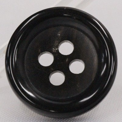 Real Horn Button(本水牛ボタン) HB230-B 25mm B