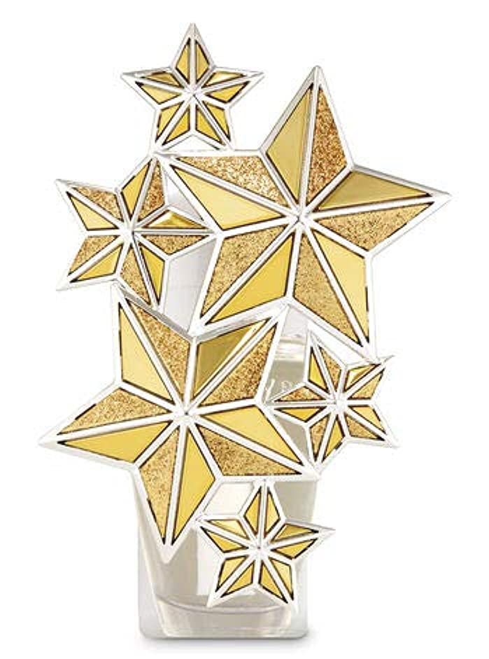 挨拶するフェザー芝生【Bath&Body Works/バス&ボディワークス】 ルームフレグランス プラグインスターター (本体のみ) ゴールドスター ナイトライト Wallflowers Fragrance Plug Gold Star Night...