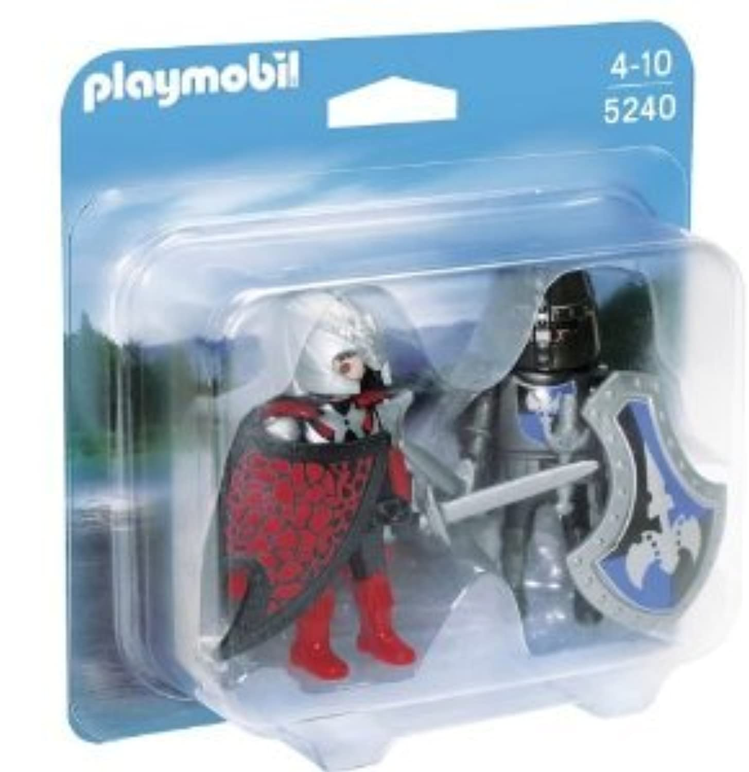Playmobil Duo Pack Knights Duel 5240(並行輸入)