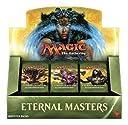 マジック:ザ ギャザリング エターナルマスターズ ブースターパック(英語版)24パック入りBOX …