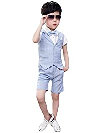 f730ddd80f700 ... 点 セットシャツ パンツ 蝶ネクタイ ベスト 子供服 七五三 結婚式 発表会 · ¥ 2