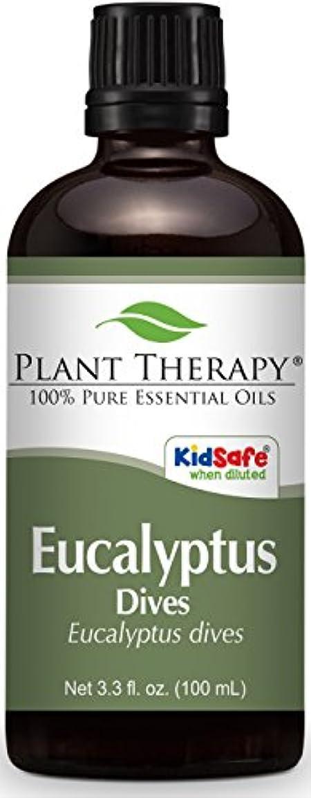 キャンペーン提供された出演者Plant Therapy Eucalyptus Dives (Peppermint) Essential Oil 100 mL (3.3 oz) 100% Pure, Undiluted, Therapeutic Grade