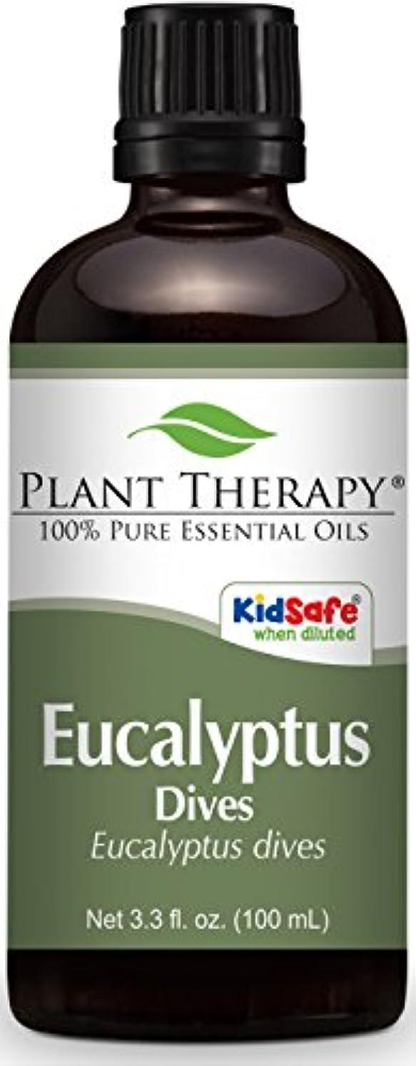 非難する画家軍団Plant Therapy Eucalyptus Dives (Peppermint) Essential Oil 100 mL (3.3 oz) 100% Pure, Undiluted, Therapeutic Grade