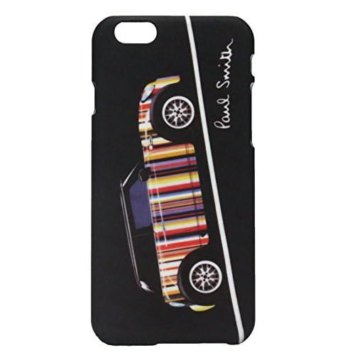 Paul Smith ポール・スミス iPhone 6 4.7インチ ハード ケース  アイフォン  カバー 並行輸入品 logo レインボーmini B