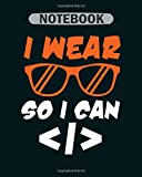 Notebook: programmer html rocks - 50 sheets, 100 pages - 8 x 10 inches