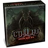 Asmodee Italia - Cthulhu Death May Die CMON Board Game with Gorgeous Miniatures, 8905