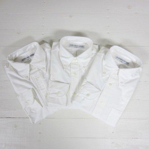 インディビジュアライズドシャツ individualized shirts [ls][regatta][3 model][white]