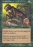 Magic: the Gathering - Deadly Insect - Mercadian Masques