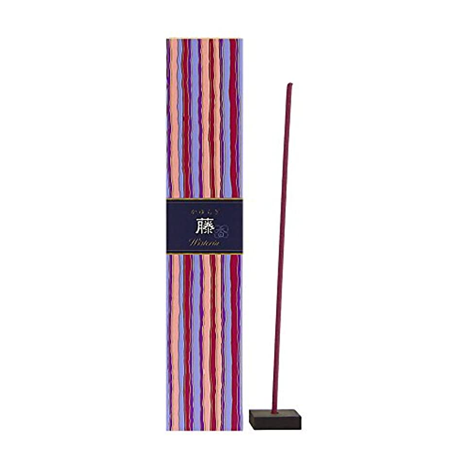 ハチ静かな植物学者Nippon Kodo Kayuragi Japanese Incense Sticks – WISTERIA 40 Sticks 1 38402