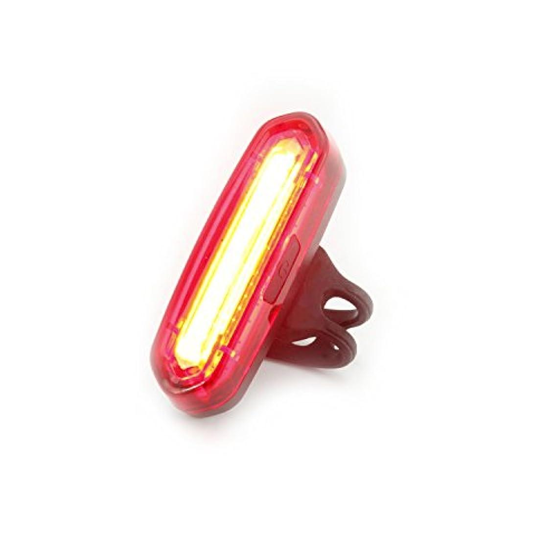 とは異なり胴体上流の光自在 cozyshine ® 自転車テールライト ホワイト USB充電LEDランプライト120lm防水超高輝度の自転車の安全ライト 4つモード 自転車、ヘルメット、バックパック C-LEDDC1H-5