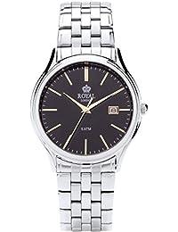 [ロイヤルロンドン]ROYAL LONDON 腕時計 3針 デイト 41187-02 メンズ 【正規輸入品】