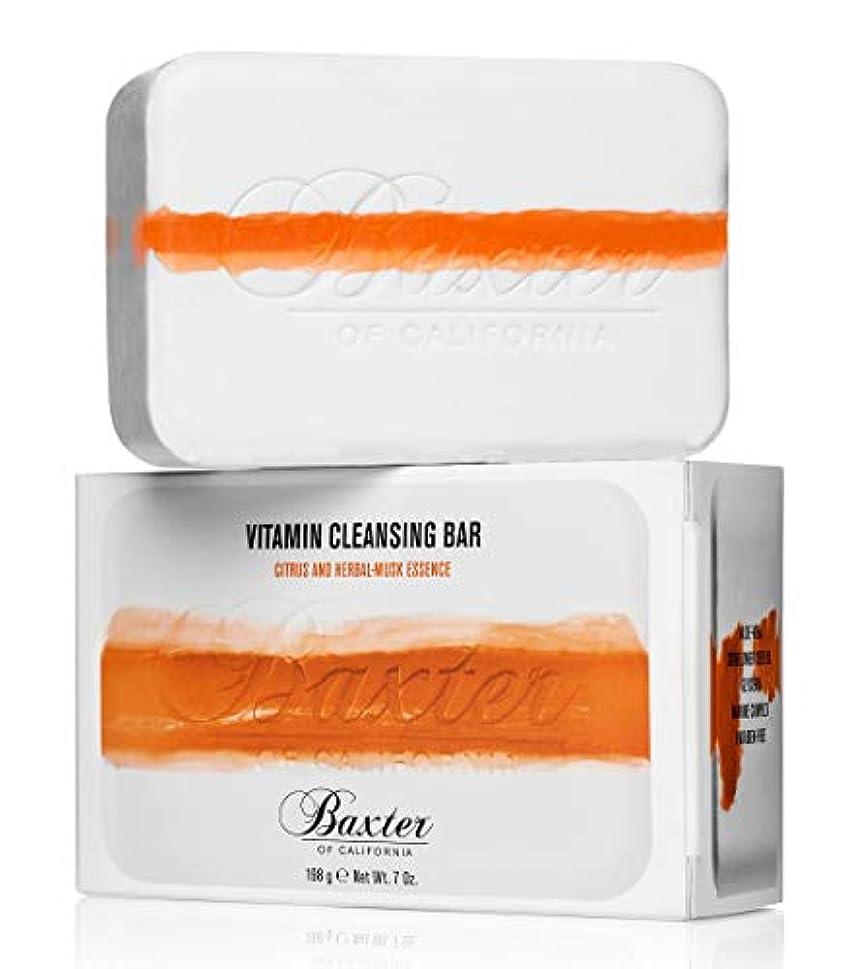 ぬいぐるみ目立つ余暇バクスターオブカリフォルニア Vitamin Cleansing Bar (Citrus And Herbal-Musk Essence) 198g/7oz