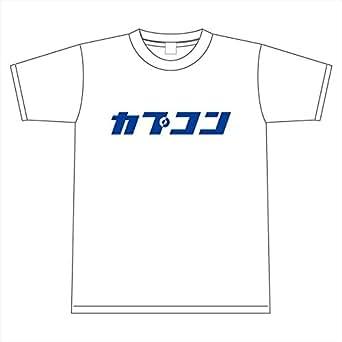 カプコン Tシャツ カタカナ 白 Lサイズ