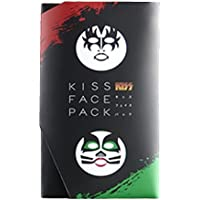 KISS フェイス パック セット KISS FACE PACK / ジーン ・ シモンズ  ポール ・ スタンレー  エリック ・ シンガー  トミー ・ セイヤー
