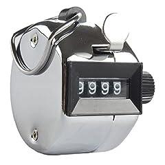 MIRAIS 【 交通量調査に 】 数取器 アナログカウンター カウント計 4ケタ MR-H102-4