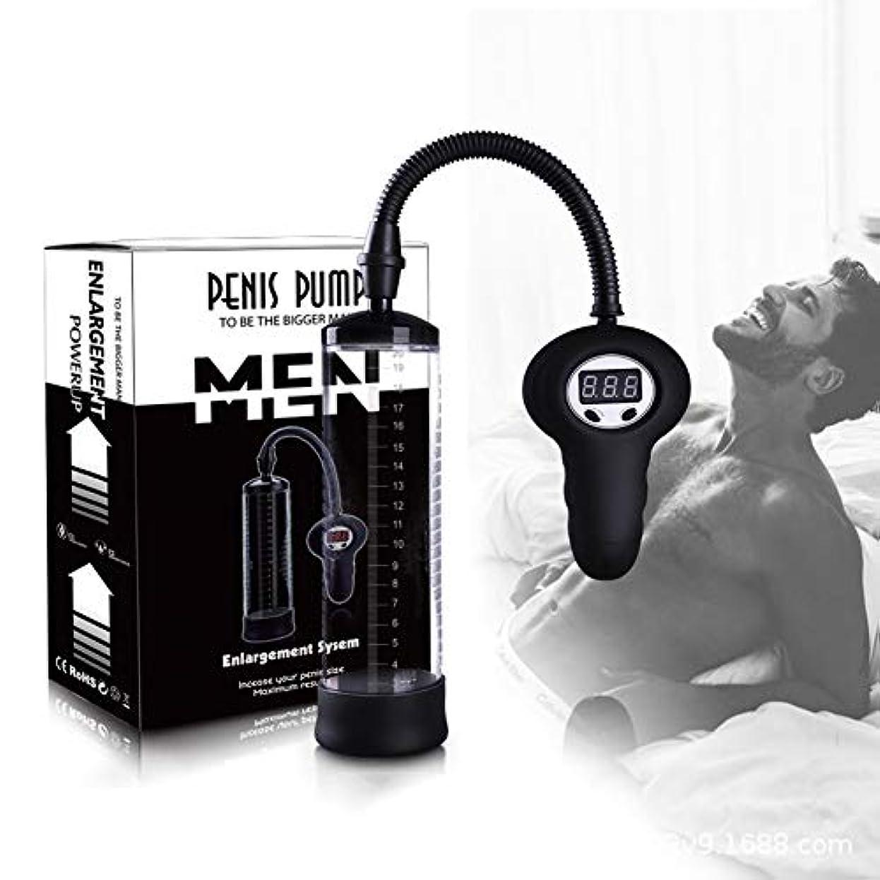 ブッシュ誓うミンチKGJJHYBGTOY 男性のためのPenǐle真空ポンプ空気圧装置エンハンサー RELAX MASSAGE BODY