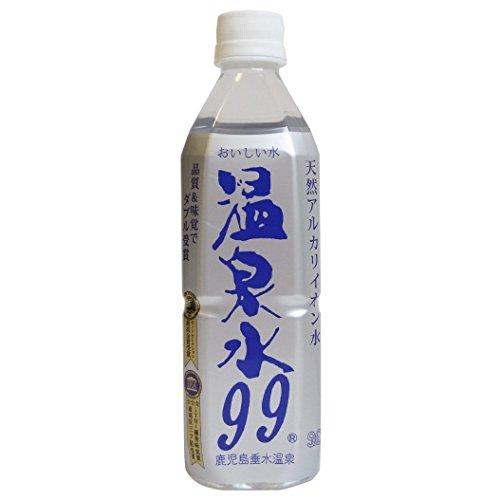SOC 温泉水99 500ml ×24本