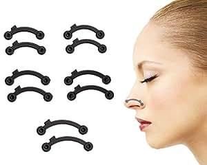 鼻プチ コポン 正規品(XS S M L XL全5サイズセット)鼻のアイプチ 矯正器具 プチ整形