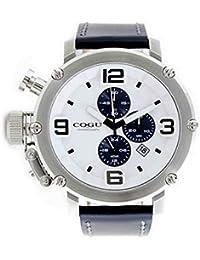 [コグ]COGU クオーツ クロノ メンズ 腕時計 C61-WH