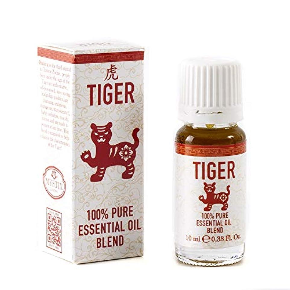 メディック鋼顕微鏡Mystix London | Tiger | Chinese Zodiac Essential Oil Blend 10ml